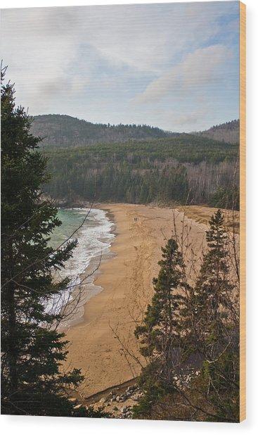 A Beautiful Place Wood Print