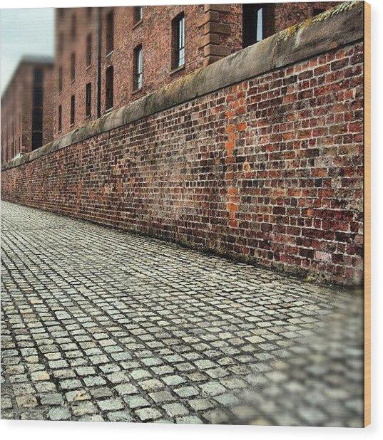 #albertdock #liverpool #uk #england Wood Print