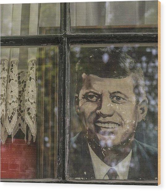 #amsterdam #keizersgracht #nl #window Wood Print