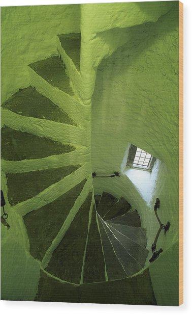 Cahir Castle, County Tipperary, Ireland Wood Print by Richard Cummins