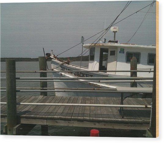 Boat Sales Cape Cod: Cape Cod Fishing Boat Photograph By Shawn Hughes