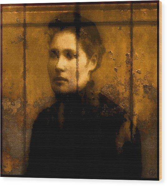 Captured In Time Wood Print by Gun Legler