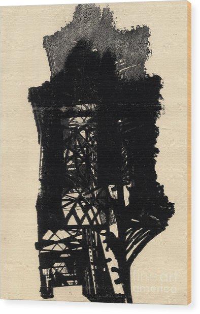 Comp6 Wood Print