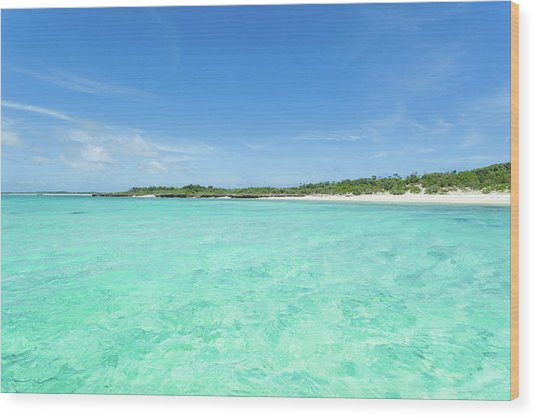 Deserted Tropical Island: Deserted Tropical Island Photograph By Ippei Naoi