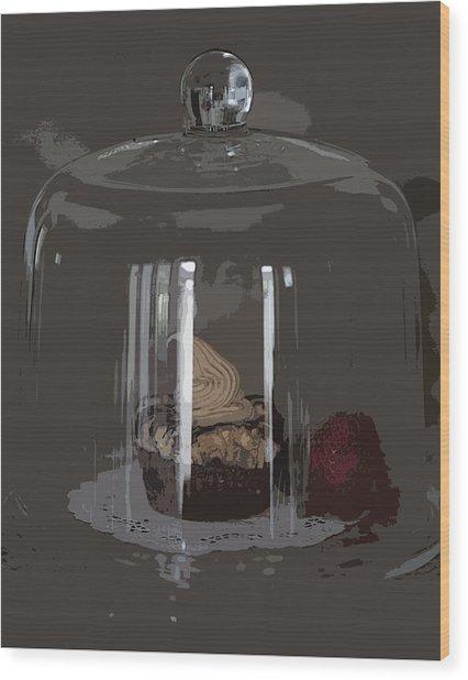 Dessert Dome Wood Print