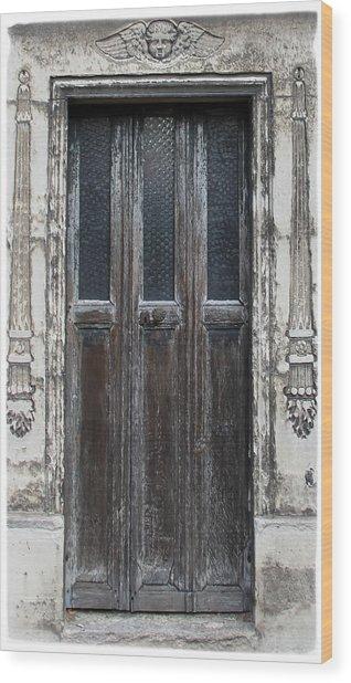 Doorway To Eternity Wood Print by Tony Grider
