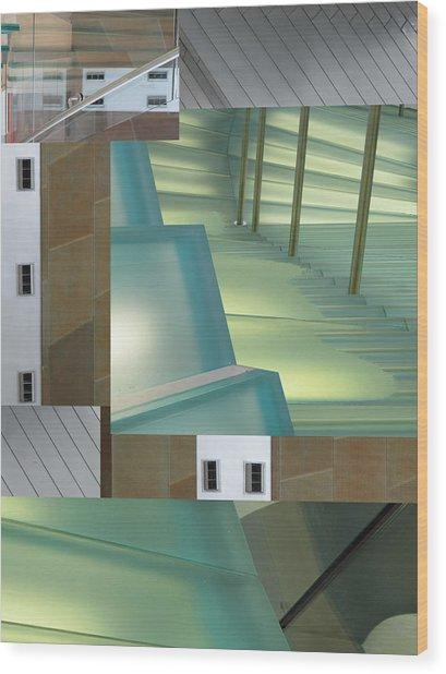 Dream Of Taubman Wood Print