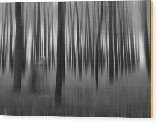 Dreams-2 Wood Print