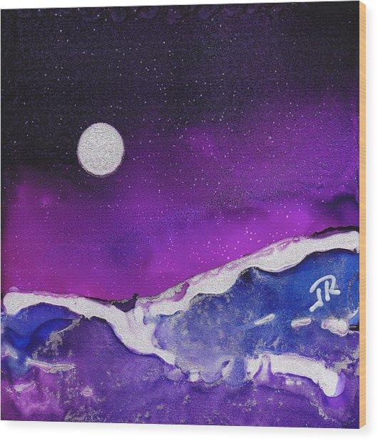 Dreamscape No. 102 Wood Print