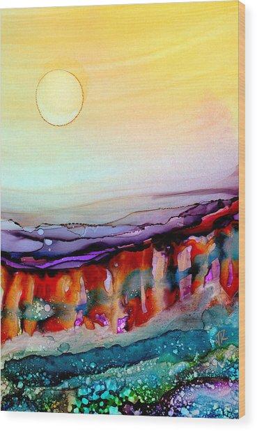 Dreamscape No. 116 Wood Print