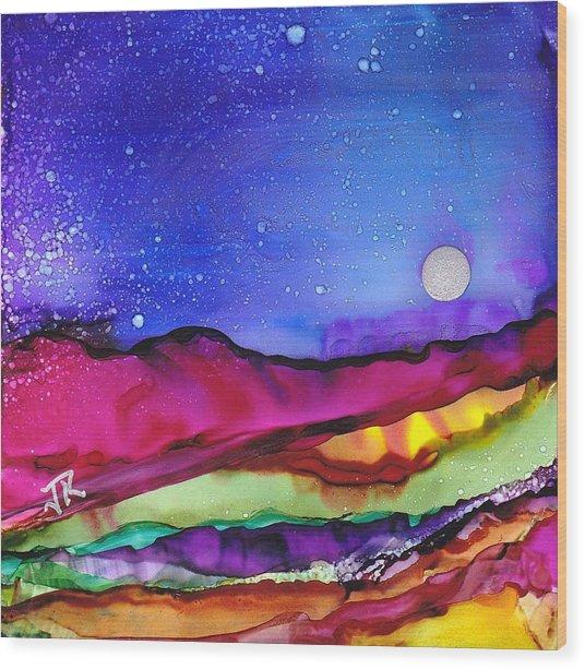 Dreamscape No. 172 Wood Print