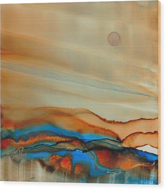 Dreamscape No. 200 Wood Print