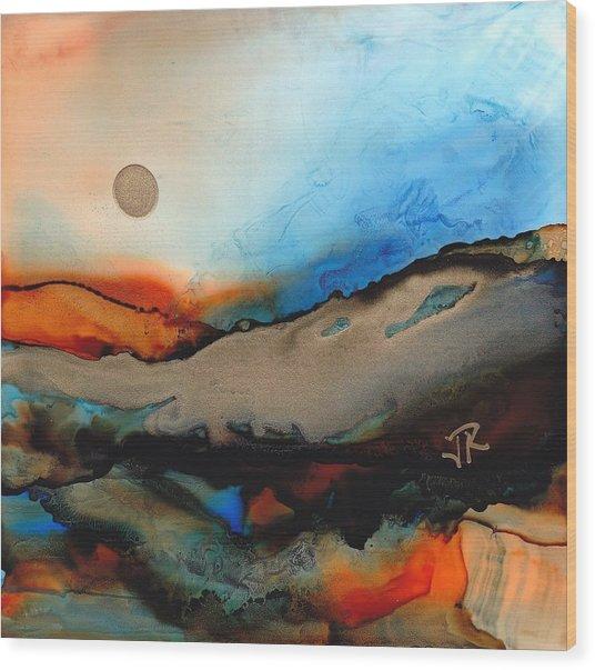 Dreamscape No. 202 Wood Print