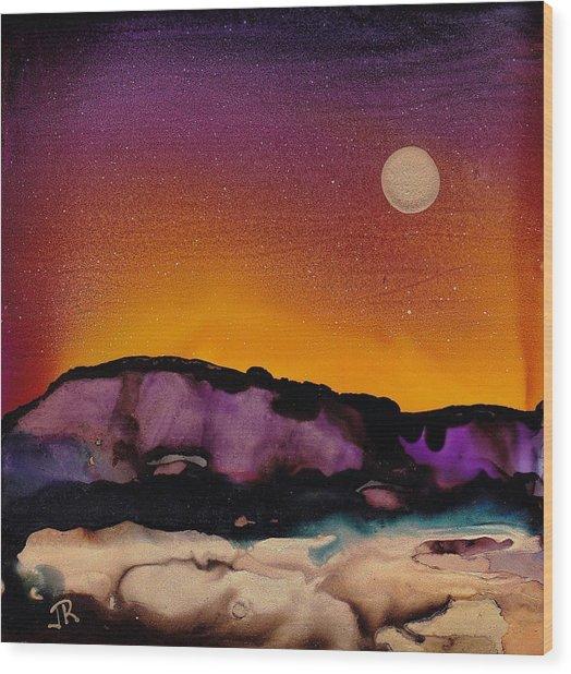 Dreamscape No. 95 Wood Print