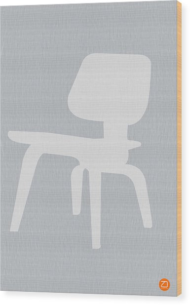 Eames Plywood Chair Wood Print