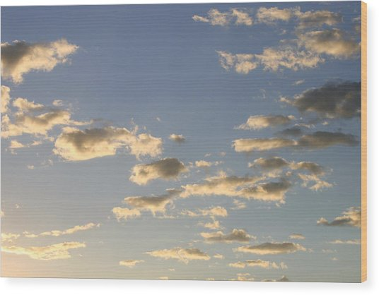 Early Morning Sunrise Wood Print by JL Creative  Captures