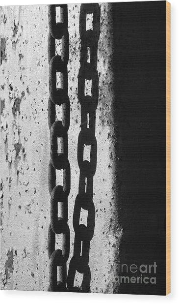 Etch Wood Print