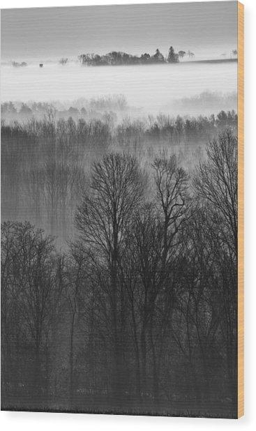 Feel.... Wood Print