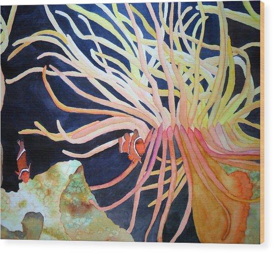 Finding Nemo Wood Print