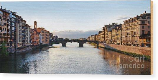 Firenze - Italia Wood Print