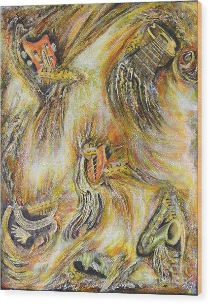 Golem Wood Prints And Golem Wood Art Pixels