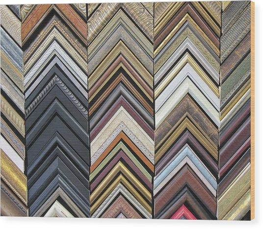 Frames  Wood Print