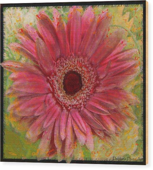 Gerber Photoart Wood Print
