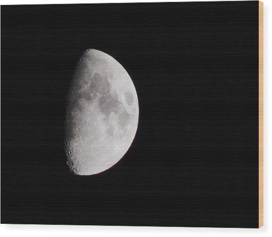 Goodbye Neil Armstrong Wood Print