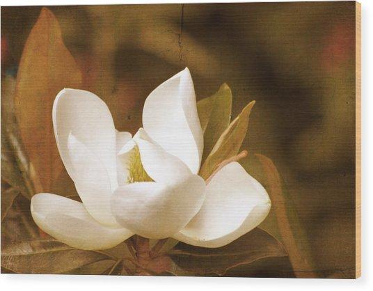 Grandiflora Wood Print