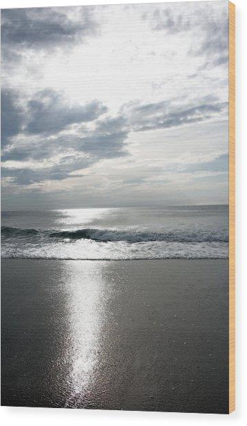 Heavenly Morning II Wood Print