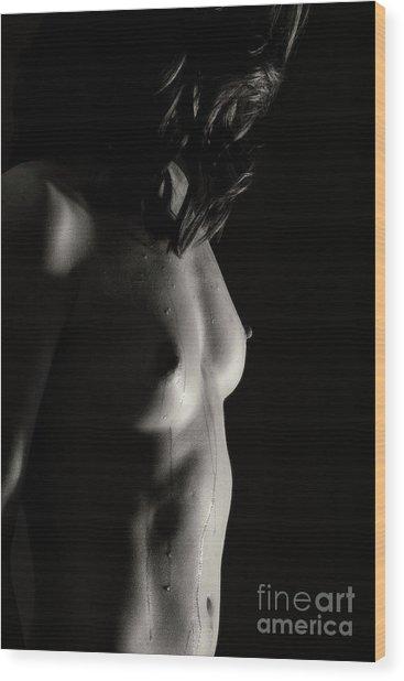 Hot Wood Print