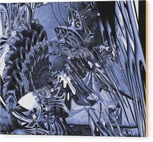 Hypnagogia Wood Print
