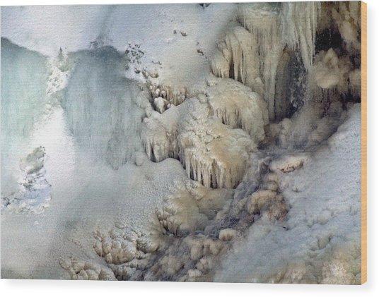 Iceforms Wood Print