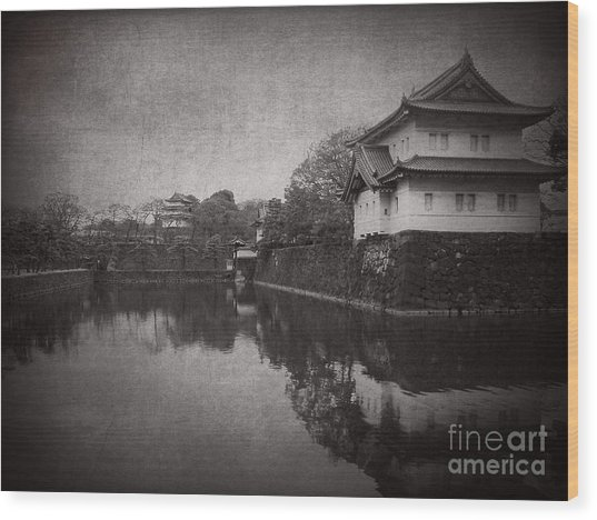 Imperial Palace Wood Print
