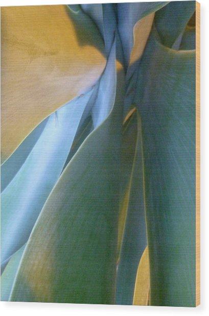 Interlude II Wood Print