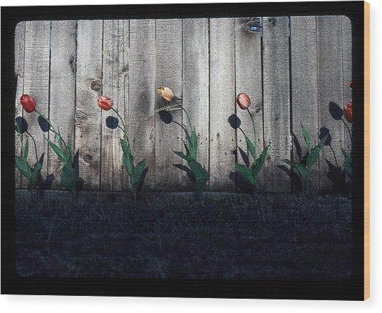 Is It Spring Yet? Wood Print