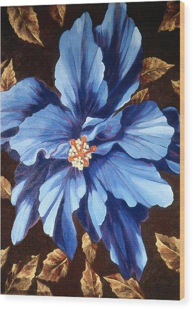 Ix Chel Wood Print