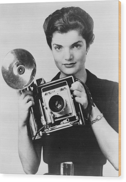 Jacqueline Bouvier As The Inquiring Photograph By Everett