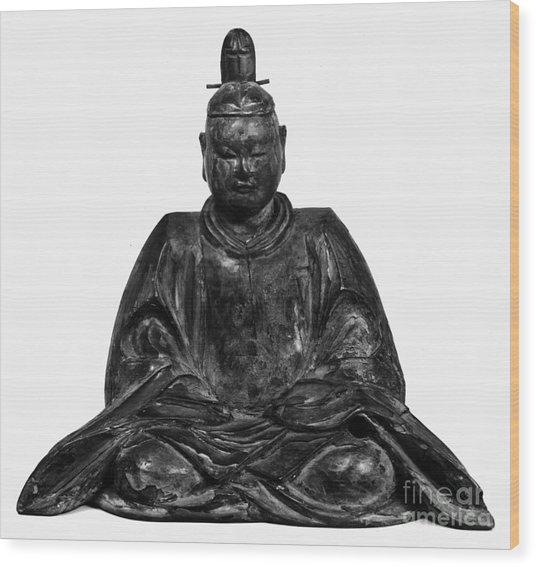 Japan: Nobleman Wood Print