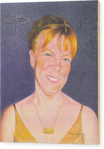 Jill Hammond Wood Print