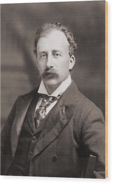John Guille Millais 1865-1931, English Wood Print by Everett