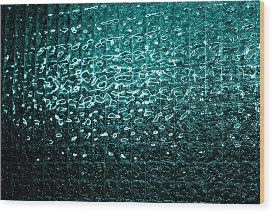 Matrix Wood Print