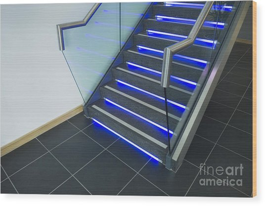 Modern Office Staircase Photograph By Iain Sarjeant