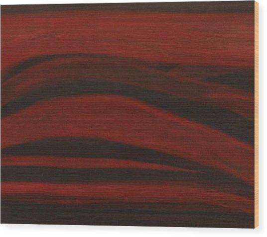 No.209 Wood Print by Vijayan Kannampilly