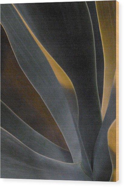 Nocturnal Interludes 'round Midnight 5 Wood Print
