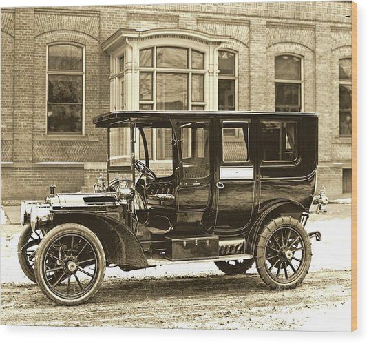 Packard Motor Car Company Automobile 1910 Photograph By