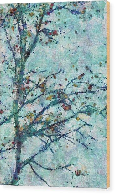Parsi-parla - D13bt04t Wood Print