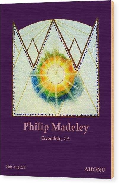 Philip Madeley Wood Print