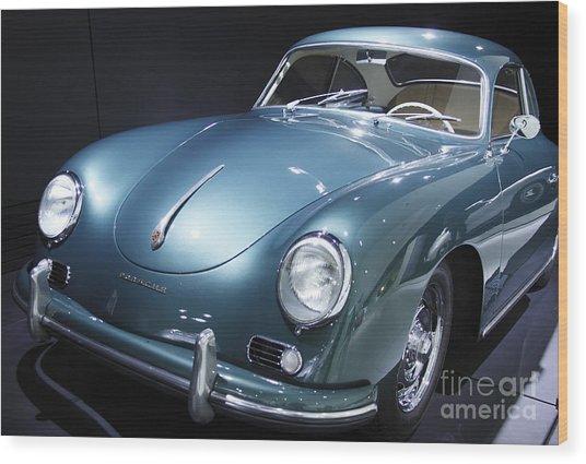Porsche Museum 4 Wood Print
