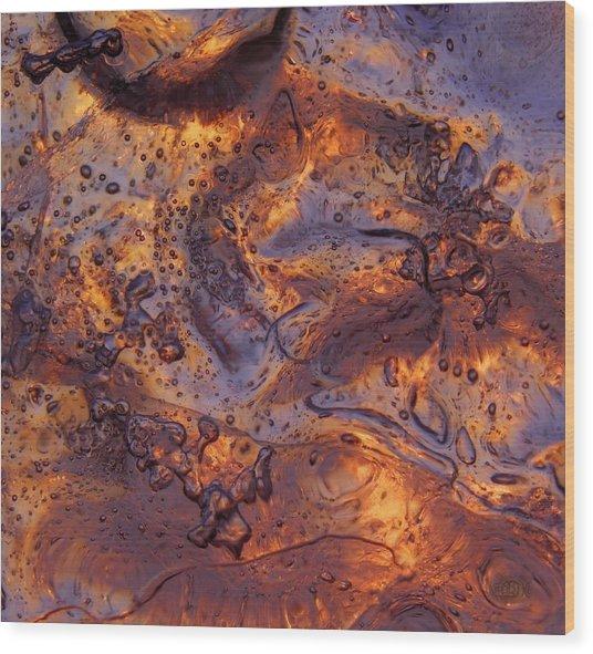 Portals Wood Print
